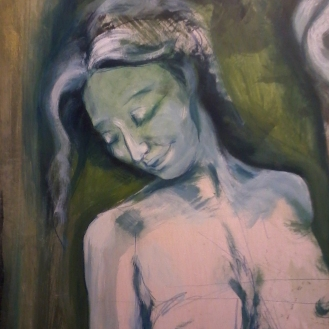 mujer árbol florencia burton