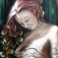 detalle - Dama de los Bosques