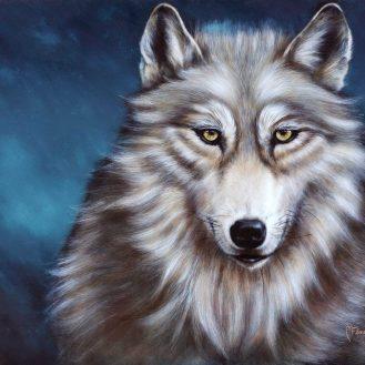 lobo-el sabio-florencia-burton