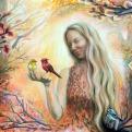 La Dama de los Pájaros