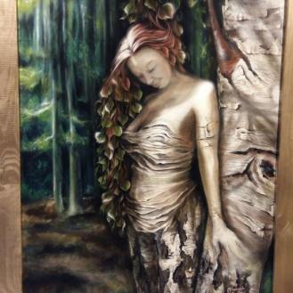 La Dama de los Bosques