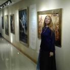 florencia-burton- sumergida-visionary artartist patagonia argentina