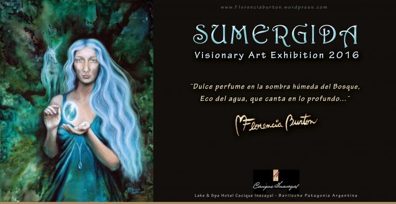 florencia-burton- sumergida5 cacique inacayal-visionary artartist patagonia argentina