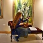sumergida visionary art exhibition patagonia argentina florencia burton