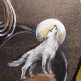 florencia burton tambor-rueda-de-animales-wolf-animal-wheel-andean-martin-gray-florencia-burton-tambor-ceremonial-drum