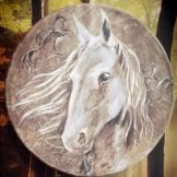 tambor caballo mosoj inti florencia burton martin gray luthier patagonia argentina