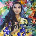florencia-burton-II-kauai-garden-isle-island-hawaii-visionary-art-flowers-paint