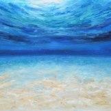 underwaterbackground-florencia-burton-ocean-art-dolphins-turtle-crystalline-water