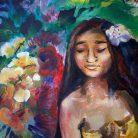 florencia-burton-detail-pregnant-artwork-titled-ancestral-kauai-wahine