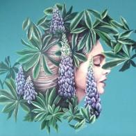 purple-lupins-process-selina-murales-pintura-mural-florencia-burton-muralista-flora-patagonica