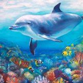 abundance-florencia-burton-dolphin-art-kauai-maui-hawaii-