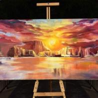 The Sun of Petra