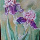 iris florencia burton visionary fine art return to nature patagonia argentina