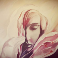 femme essence florencia burton visionary fine art return to nature patagonia argentina
