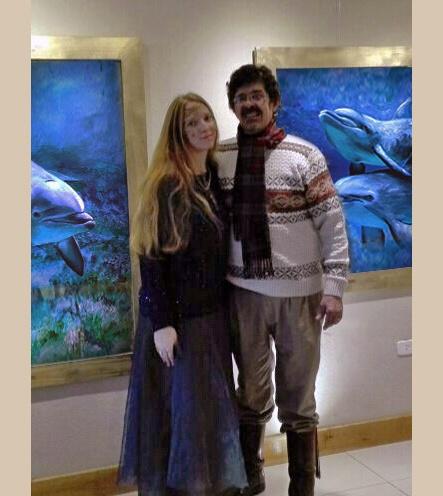 -sumergida music martin gray luthier del bosque florencia burton patagonia argentina visionary art