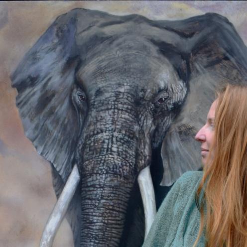florencia-burton-and-the-elephant-wisdom-keeper